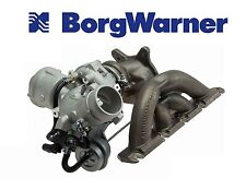 Brand NEW GENUINE OEM Borg Warner Turbocharger for Audi A4 A5 and Q5