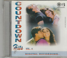 Countdown Hits Vol 4 - HIts Of Janam samja Karo , Kachche Dhaage, Soldior [Cd]