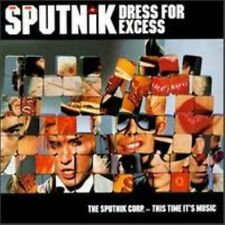 Sigue Sigue Sputnik Dress For Excess Us Lp