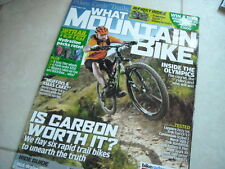 What Mountain Bike MAGAZINE -AUGUST 2012