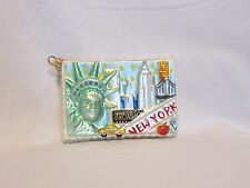 Christopher Radko New York Post Card Christmas Ornament