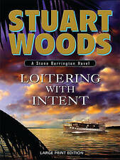 Loitering with Intent (Thorndike Paperback Bestsellers)-ExLibrary