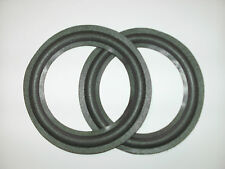 "One pair of  6.25.""  foam surrounds for Sony spkrs. eg  AVS 33  etc.."
