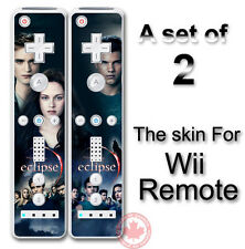 ECLIPSE JACOB EDWARD BELLA SKIN STICKER for Wii Remote