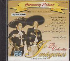 Hermanos Zaizar Imagenes 2a Coleccion CD New Nuevo Sealed
