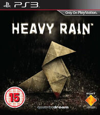 Heavy RAIN PS3 * versione ORIGINALE *