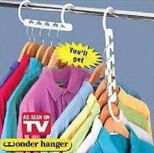 Space Saver Hanger Wonder Closet Organizer Magic Hanger Household Supplies Hot J