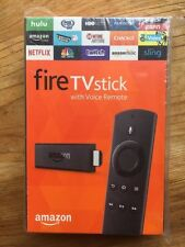 Brand Neww Jailbroken Amazon TV Fire Stick Fully Loaded Kodi 16.1 W/Voice Remote