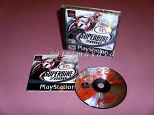 PS1 _ Superbike 2000 _ Erstausgabe sehr guter Zustand _ Über 1000 Spiele im SHOP