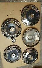 5 tapacubos peugeot Oldtimer 104 204 304 404 504 403 203