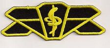 Babylon 5 Medical Patch - Uniform Aufnäher neu