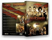 Official DGUSA Dragon Gate USA : Bushido : Code of the Warrior 2011 Event DVD