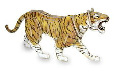 LARGE 30CM 3D WOODEN INDIAN BENGAL TIGER MODEL PUZZLE (1437)