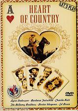 DVD - HEART of COUNTRY - Tammy WYNETTE/ Herle HAGGARD/ Dottie WEST... (2006)
