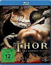 THOR - THE HAMMER OF THE GODS (BLU RAY, 2012) NEW IN SEALED PACKAGING