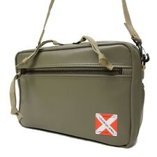 New YOSHIDA YOSHIDA LUGGAGE LABEL LINER SHOULDER 951-09270 Khaki Green From JP