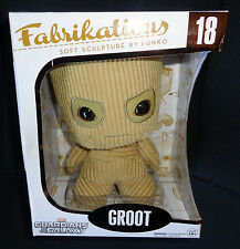 Funko Guardians of the Galaxy Groot Fabrikations Plush Marvel #18