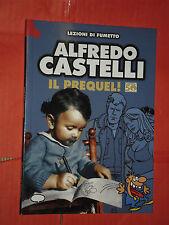 LEZIONI DI FUMETTO-ALFREDO CASTELLI-IL PREQUEL- CONIGLIO EDITORE MARTIN MYSTERE