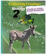 Apologia Exploring Creation with Biology Student Notebook