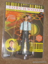 "DR Who TORCHWOOD 5 ""action figure-capitaine jack harkness-Menthe"