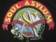 NEVER WORN!! 1992 vtg SOUL ASYLUM grave dancers union T SHIRT LARGE tstm