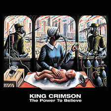 NEW The Power To Believe by King Crimson CD (CD) Free P&H