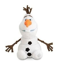 "Disney Store FROZEN Deluxe Olaf JUMBO BIG Plush Toy Doll 23"" Tall Snowman NEW!"