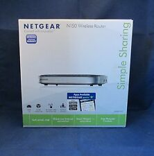 Netgear N150 150 Mbps 4-Port 10/100 Wireless N Router (WNR1000)