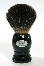 HANS BAIER Rasierpinsel Dachshaar shaving brush badger 20 mm Germany