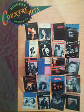 The Biggest Country Hits Of 1992/93 (Piano/Vocal/Guitar Songbook) OUT OF PRINT!