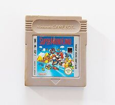 Game / Juego Super Mario Land Nintendo Game Boy (Original) (Esp) (GB)
