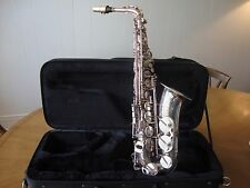 Selmer Paris Series III Alto Sax (Model 62, Silver-Plated)