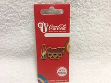 London 2012 Olympics Official Coca-Cola Limited Edition Collector Pin Rio