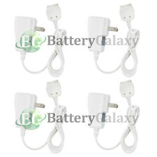 4 Rapid Battery Home Wall AC Charger for The NEW TAB TABLET Apple iPad 3 3rd Gen