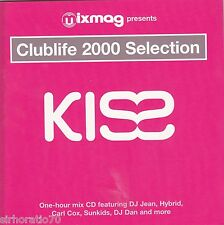 KISS Clublife 2000 Selection CD - Mixmag