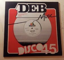 THIS LOVE- ME & YOU -12inch on DEB Music ! VERY SWEET LOVERS ROCK!!!