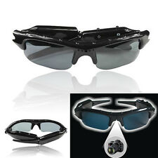 HD Glasses Spy Hidden Camera Sunglasses Eyewear DVR Video Recorder Modish New