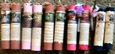 """ONE """"PROTECTION""""  pillar Candle spell - Wicca, Pagan"""