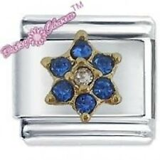 DAISY CHARM Italian Charm SEPTEMBER FLOWER BIRTHSTONE