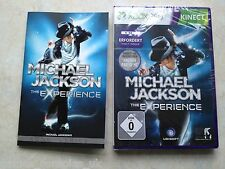 XBOX 360 MICHAEL JACKSON THE EXPERIENCE GAME BRAND NEW AND SEALED