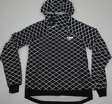 NIKE LAB UNDERCOVER GYAKUSOU SHIELD WINDRUNNER JACKET $390 818599-010 (SZ LARGE)