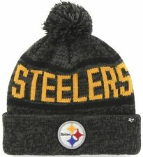 Pittsburgh Steelers Northmont Cuffed Pom Knit Hat  11111