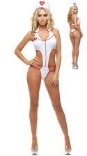 SEXY HOT ADULTI NAUGHTY NURSE uniforme Signore Fancy Dress Costume Outfit # 1994