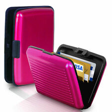 RFID Block Aluminium Holder Security Wallet Bank Card Credit Card Hard Case