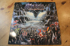 LP * EMI ‎– 064 24 0623 1 * Saxon ‎– Rock The Nations * 1986 VINYL