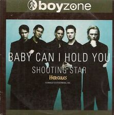CD 2 TITRES BOYZONE-BABY CAN I HOLD YOU / BOF HERCULES