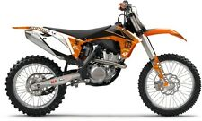 13 KTM 450SXF: 2013 One Industries KTM Orange Brigade Graphic Kit 63158-012-760