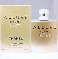 CHANEL ALLURE HOMME EDITION BLANCHE EDT CONCENTREE SPRAY 100 ML/3.4 OZ.