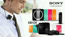 Sony SBH20 SBH 20 Wireless Bluetooth Stereo Headphone Headset Handsfree With Mic