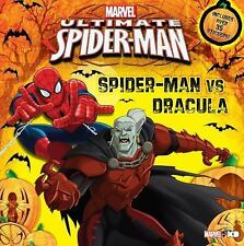 Ultimate Spider-Man: Spider-Man vs Dracula (Marvel Ultimate-ExLibrary